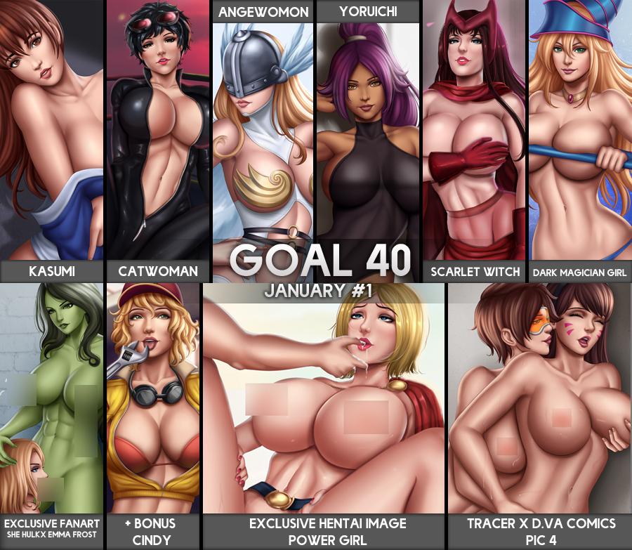 Goal-40 by Flowerxl