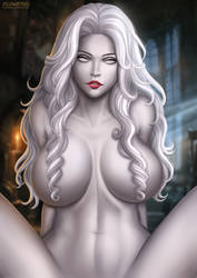 Lady death by Flowerxl