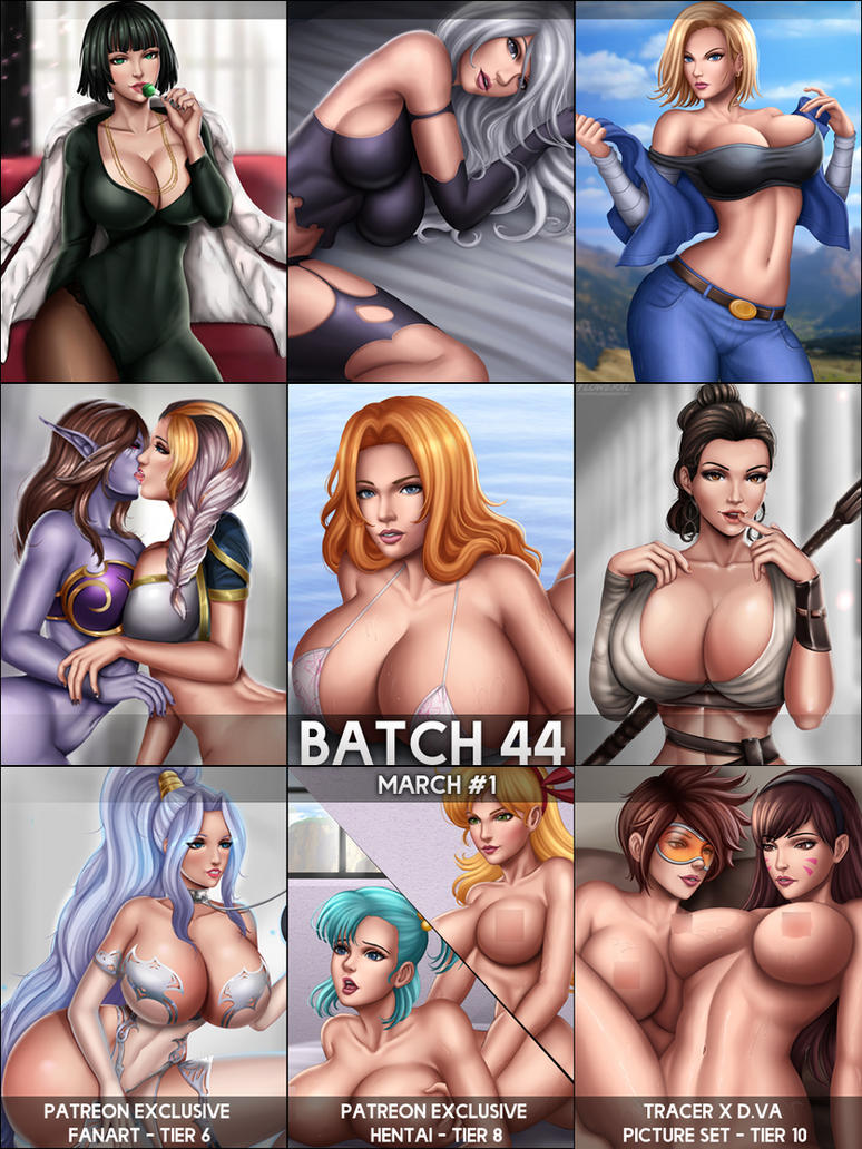 Batch-44 by Flowerxl