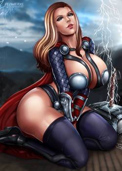 Thor Girl version