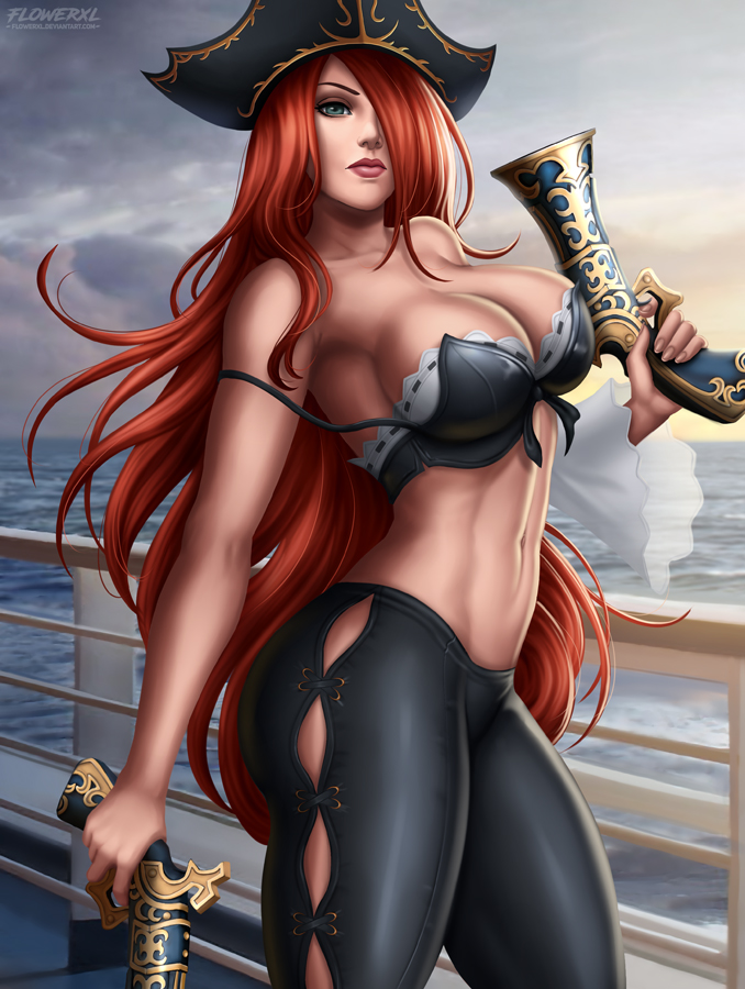 Hot Miss Fortune
