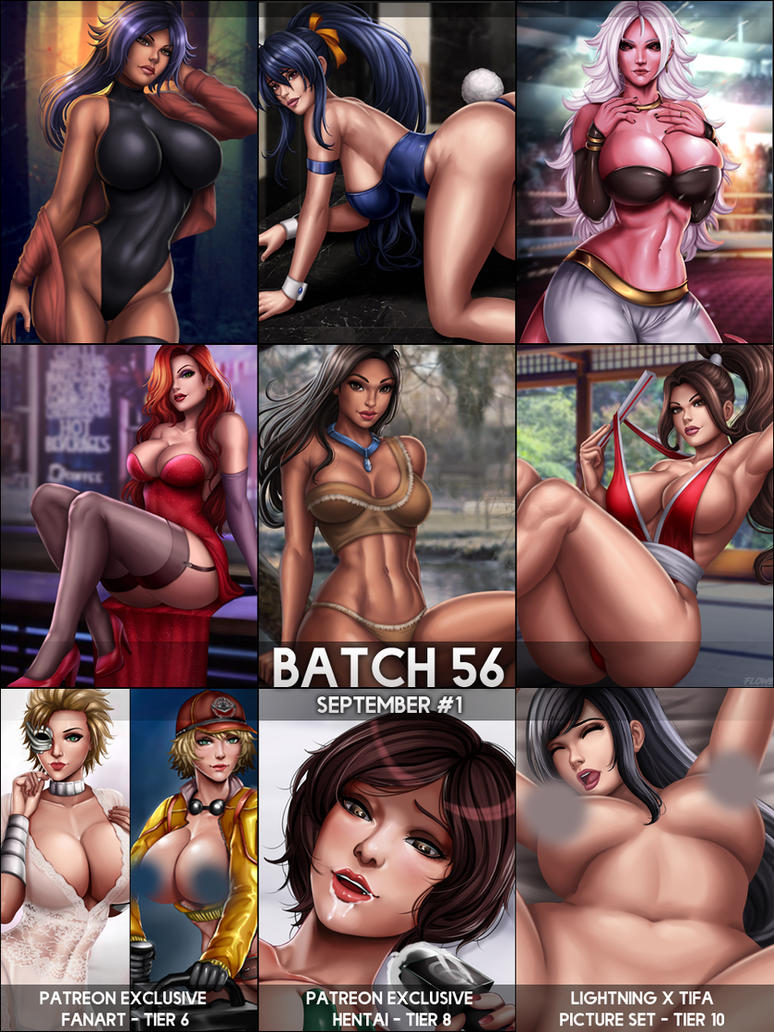 Batch-56 by Flowerxl