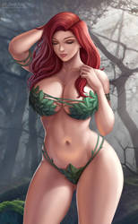 Poison Ivy by Flowerxl