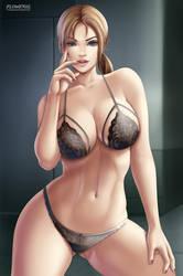 Sonya Blade - NSFW