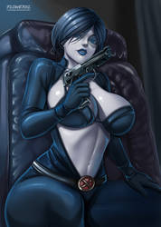 Domino by Flowerxl