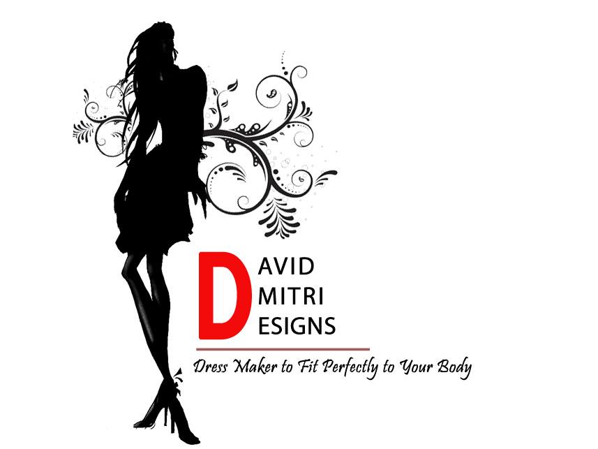 Dress designer logo