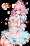 Yumemi Riamu Anime Render by Nanavichan