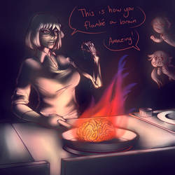 [CH] Cooking Club Event (Reupload) by cute-anonyme