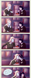 You're My Favorite Meal by cute-anonyme