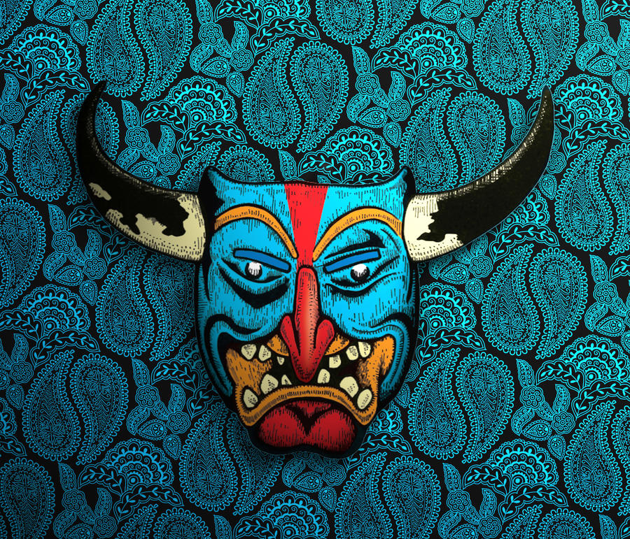 Asian Mask Wallpaper - Xxx Pics-8988