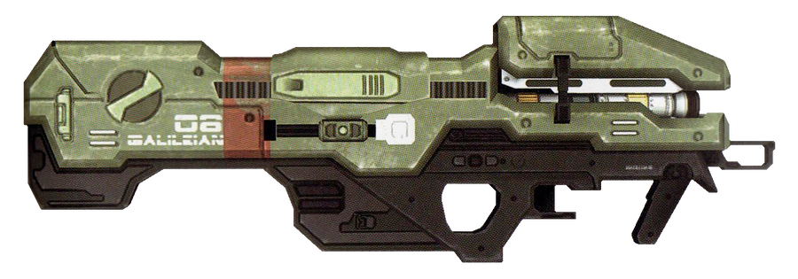 M6 Spartan Laser 02 by ToraiinXamikaze