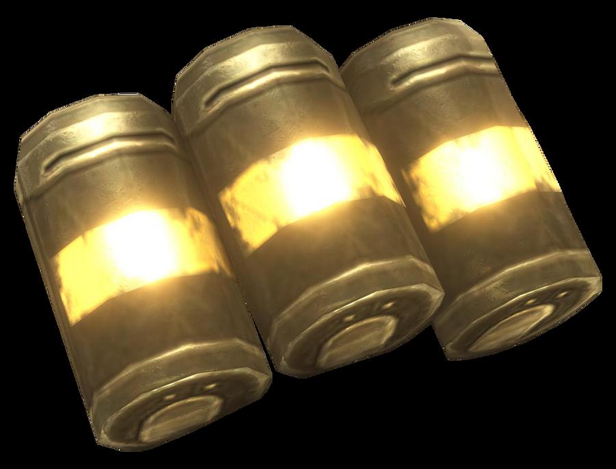 H3ODST Flashbang Grenades by ToraiinXamikaze