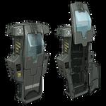 HaloWars UNSC Cryostasis Chamber