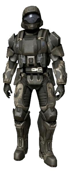 ODST Ballistic Battle Armor by ToraiinXamikaze
