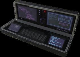 H3-ODST Portable Computer by ToraiinXamikaze
