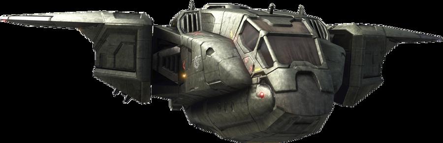 Halo 3 Pelican Dropship by ToraiinXamikaze