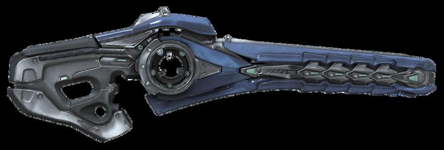 Halo Reach Focus Rifle Profile by ToraiinXamikaze
