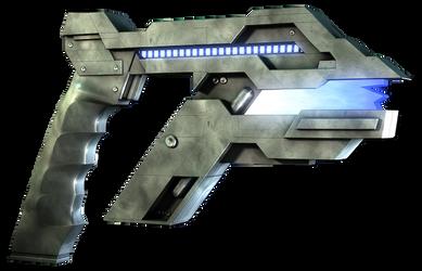 Stargate Atlantis Asuran Gun