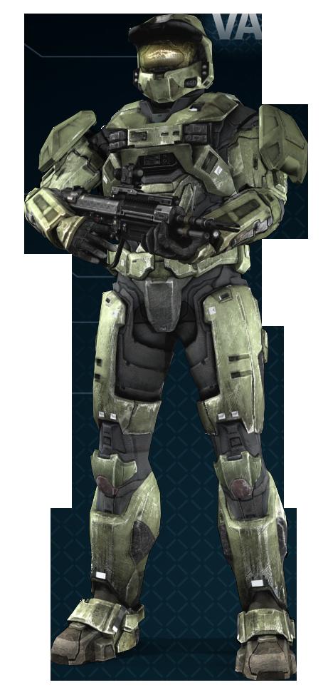 HaloReach MasterChief Mk.VI by ToraiinXamikaze