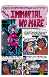 Page one of Immortal No More