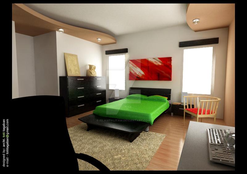 Interior Design Ceballos 02 by islawpalitaw on DeviantArt