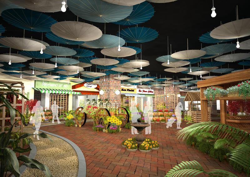 wedding mall flower shop by islawpalitaw on deviantart. Black Bedroom Furniture Sets. Home Design Ideas