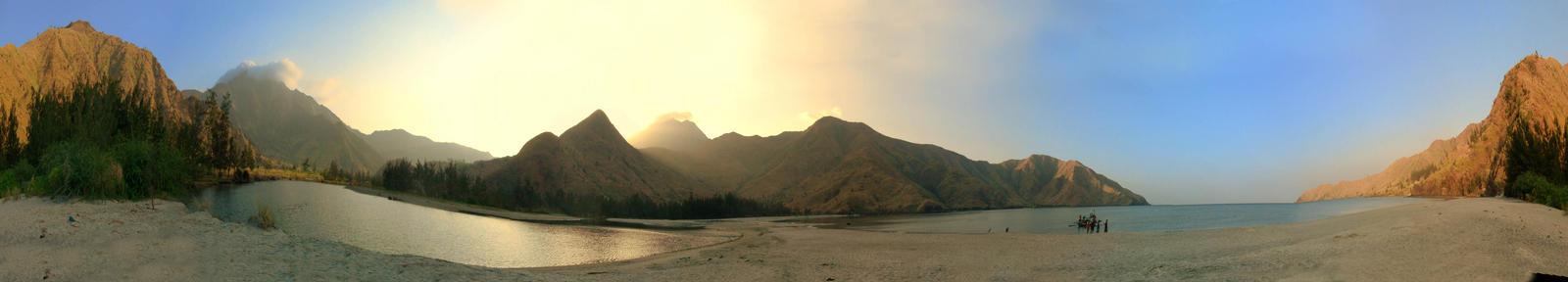 Nagsasa Cove, Zambales by islawpalitaw