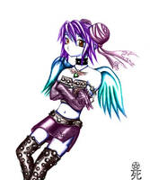 Anime Angel version 2 by anarchyraven