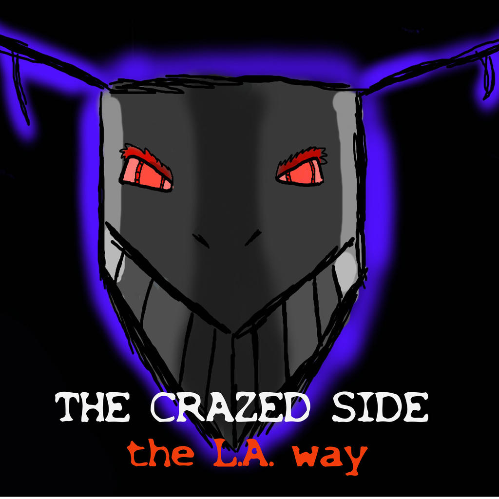 the crazed side album cover by jayce793