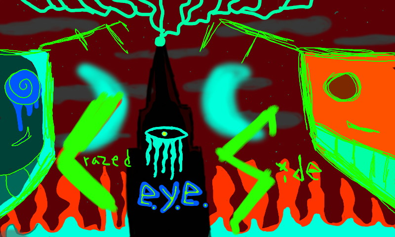 CRAZED SIDE GALAXY by jayce793