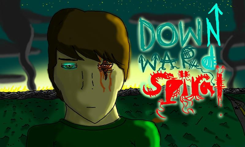 DOWNWARD SPIRAL by jayce793