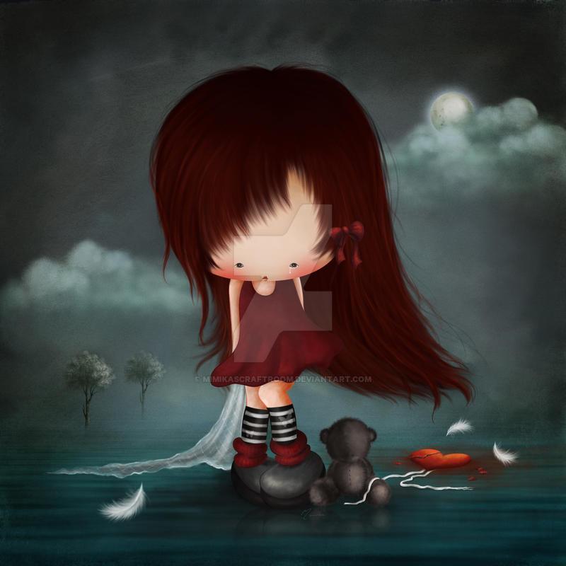 Broken Heart By Mimikascraftroom On DeviantArt