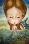 The Mermaid by mimikascraftroom