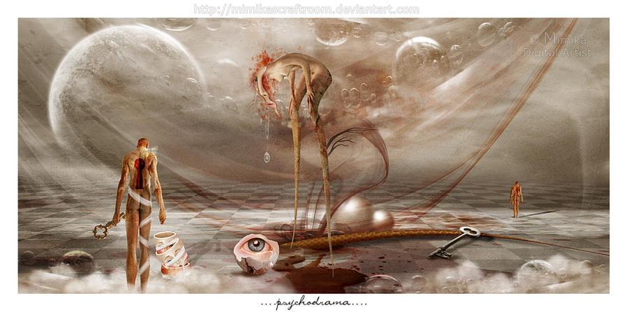 Psyxodrama by mimikascraftroom