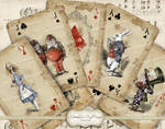 Alice-in-Wonderland-Playing-Cards-Digital-Coll
