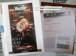 VectorMagazine Publication by mimikascraftroom