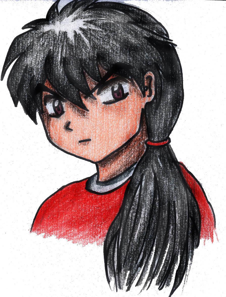 Inuyasha Taisho by mariapalitos68