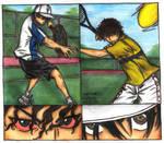 Ryoma vs Akaya
