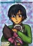 Happy EARLY Bday Ryoma by mariapalitos68