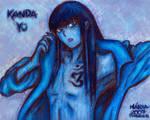 Sketch challenge KANDA YUU by mariapalitos68
