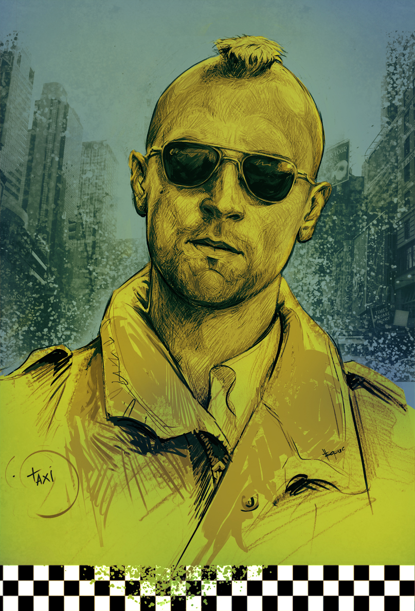 taxi driver by neneza on DeviantArt