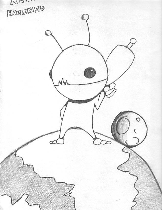 Knuxy's Art Extravaganza Alien_Hominid_by_ghostrider9000