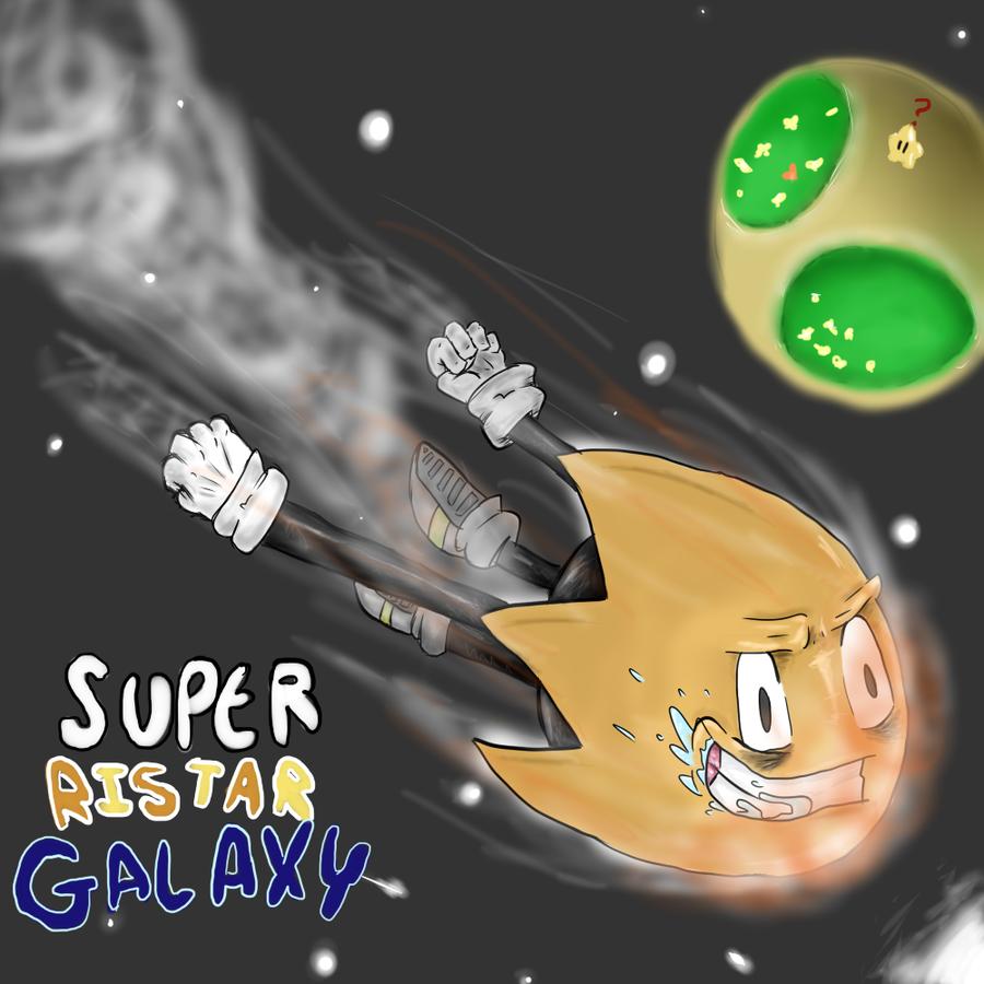 Knuxy's Art Extravaganza - Page 6 Super_ristar_galaxy_by_ghostrider9000-d3k3c5v