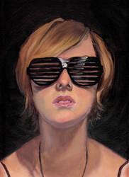 Self-Portrait by babsdraws