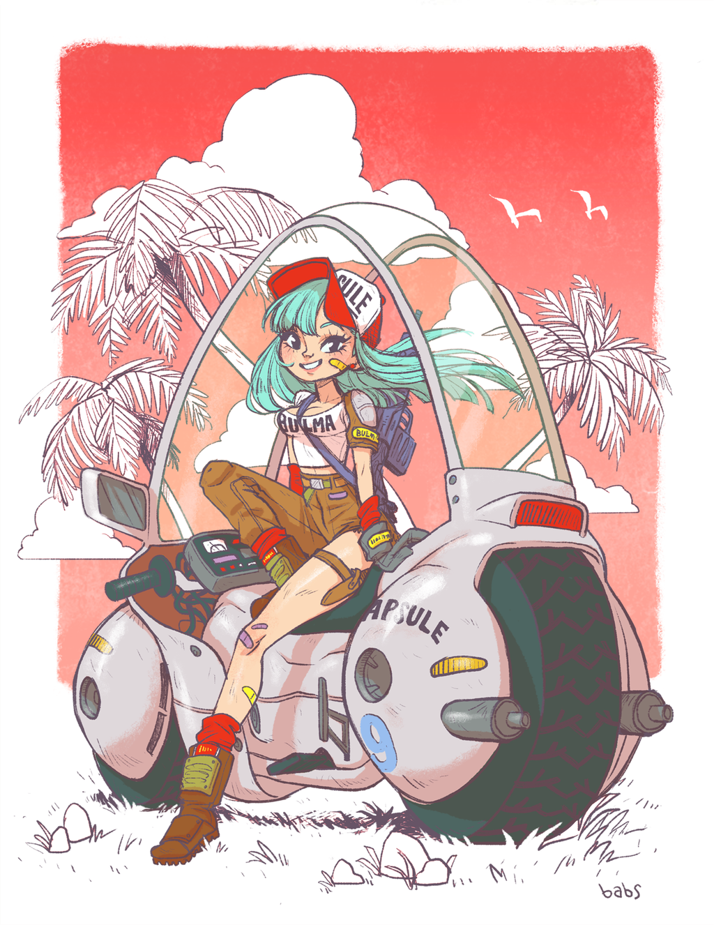 BULMA by babsdraws