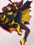 Batgirl Promo Poster! by babsdraws
