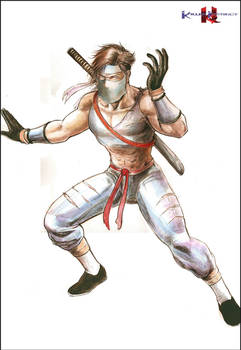 Mysterious Warrior Jago