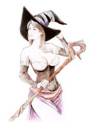 Sorceress  (WIP)