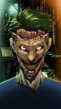 Joker By 2ngaw