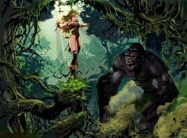 Rima And The Beast